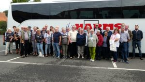 Gemeindefahrt 2018 nach Bremerhafen