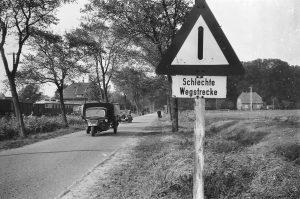 Kreisstraße nach Pewsum