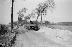Straßenbau Kreisstraße nach Pewsum