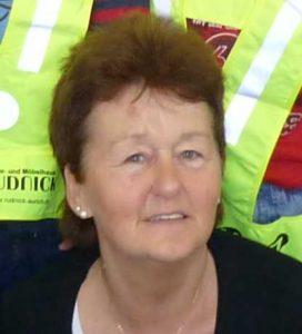 Ortsvorsteherin Wally Ehrentraut