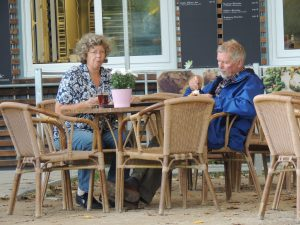 2014 Senioren-Gemeindeausflug Landesgartens-chau Papenburg