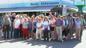 Gemeindefahrt nach Borkum 2016