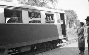 Kleinbahn in Groothusen